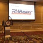 RH Foster, Presentation Sponsor